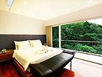 プーケット ファミリー&グループのホテル : ヴィラ ビヨンド(Villa Beyond)の5ベッドルームルームの設備 Second Room