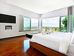 プーケット ファミリー&グループのホテル : ヴィラ ビヨンド(Villa Beyond)の5ベッドルームルームの設備 Third Room