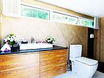 プーケット バンタオビーチのホテル : ヴィラ ビヨンド(Villa Beyond)の5ベッドルームルームの設備 Bathroom