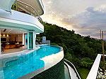 プーケット ファミリー&グループのホテル : ヴィラ ビヨンド(Villa Beyond)の5ベッドルームルームの設備 Private Pool