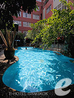 Swimming Pool : Villa Cha Cha, Palace Khaosan, Phuket