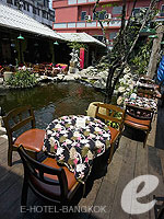 Restaurant : Villa Cha Cha, Swiming Pool, Phuket