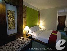バンコク 王宮・カオサン周辺のホテル : ヴィラ チャチャ(Villa Cha Cha)のお部屋「ジュニア クイーン」
