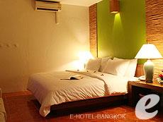 バンコク 王宮・カオサン周辺のホテル : ヴィラ チャチャ(Villa Cha Cha)のお部屋「ジュニア キング」