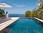 プーケット ファミリー&グループのホテル : ヴィラ チャン グラジャング(Villa Chan Grajang)の1ベッドルームルームの設備 Private Pool