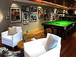 プーケット ファミリー&グループのホテル : ヴィラ チャン グラジャング(Villa Chan Grajang)の2ベッドルームルームの設備 Game Room
