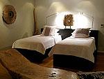 プーケット ファミリー&グループのホテル : ヴィラ チャン グラジャング(Villa Chan Grajang)の3ベッドルームルームの設備 Fourth Room