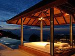 プーケット ファミリー&グループのホテル : ヴィラ チャン グラジャング(Villa Chan Grajang)の3ベッドルームルームの設備 Sala