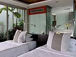 プーケット ファミリー&グループのホテル : ヴィラ チャン グラジャング(Villa Chan Grajang)の5ベッドルームルームの設備 Third Room