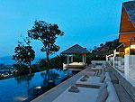 プーケット ファミリー&グループのホテル : ヴィラ チャン グラジャング(Villa Chan Grajang)の6ベッドルームルームの設備 Private Pool