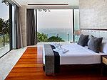 プーケット その他・離島のホテル : ヴィラ ミン(Villa Minh)の2ベッドルームルームの設備 Master Bedroom