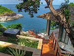 プーケット その他・離島のホテル : ヴィラ ミン(Villa Minh)の2ベッドルームルームの設備 Passage