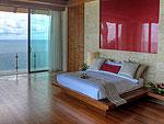 プーケット その他・離島のホテル : ヴィラ ミン(Villa Minh)の3ベッドルームルームの設備 Second Room