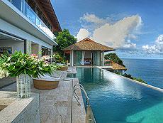 プーケット その他・離島のホテル : ヴィラ ミン(1)のお部屋「3ベッドルーム」