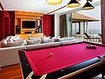 プーケット その他・離島のホテル : ヴィラ ミン(Villa Minh)の4ベッドルームルームの設備 Game Room
