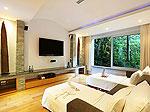 プーケット バンタオビーチのホテル : ヴィラ ナマステ(Villa Namaste)の4ベッドルームです。ルームの設備 Fourth Room