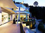 プーケット バンタオビーチのホテル : ヴィラ ナマステ(Villa Namaste)の4ベッドルームです。ルームの設備 Exterior