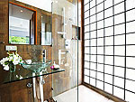 プーケット バンタオビーチのホテル : ヴィラ ナマステ(Villa Namaste)の6ベッドルームルームの設備 Bathroom