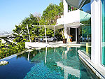 プーケット バンタオビーチのホテル : ヴィラ ナマステ(Villa Namaste)の6ベッドルームルームの設備 Private Pool
