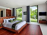 プーケット その他・離島のホテル : ヴィラ パドマ(Villa Padma)の3ベッドルームルームの設備 Second Bedroom