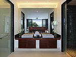 プーケット その他・離島のホテル : ヴィラ パドマ(Villa Padma)の3ベッドルームルームの設備 Bath Room