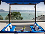 プーケット その他・離島のホテル : ヴィラ パドマ(Villa Padma)の3ベッドルームルームの設備 Sala