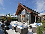 プーケット その他・離島のホテル : ヴィラ パドマ(Villa Padma)の3ベッドルームルームの設備 Exterior