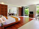 プーケット その他・離島のホテル : ヴィラ パドマ(Villa Padma)の4ベッドルームルームの設備 Third Bedroom