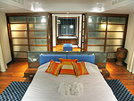 プーケット スリンビーチのホテル : ヴィラ ラク タワン(Villa Rak Tawan)の4ベッドルームルームの設備 Fourth Room