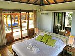 プーケット スリンビーチのホテル : ヴィラ ラク タワン(Villa Rak Tawan)の5ベッドルームルームの設備 Second Room