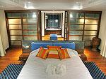 プーケット スリンビーチのホテル : ヴィラ ラク タワン(Villa Rak Tawan)の6ベッドルームルームの設備 Fourth Room