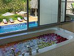 プーケット ファミリー&グループのホテル : ヴィラ サマキー(Villa Samakee)の3ベッドルームルームの設備 Bathroom