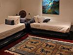 プーケット バンタオビーチのホテル : ヴィラ サマキー(Villa Samakee)の4ベッドルームルームの設備 Fifth Room