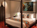 プーケット バンタオビーチのホテル : ヴィラ サマキー(Villa Samakee)の5ベッドルームルームの設備 Second Room