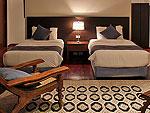 プーケット ファミリー&グループのホテル : ヴィラ サマキー(Villa Samakee)の5ベッドルームルームの設備 Fourth Room