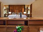 プーケット その他・離島のホテル : ヴィラ サワリン(Villa Sawarin)の5ベッドルームルームの設備 Bedroom