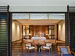 プーケット その他・離島のホテル : ヴィラ サワリン(Villa Sawarin)の6ベッドルームルームの設備 Bedroom