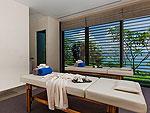 プーケット その他・離島のホテル : ヴィラ サワリン(Villa Sawarin)の7ベッドルームルームの設備 Spa