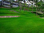 プーケット その他・離島のホテル : ヴィラ サワリン(Villa Sawarin)の7ベッドルームルームの設備 Garden