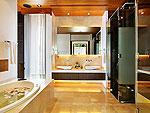 プーケット その他・離島のホテル : ヴィラ トルチェッロ(Villa Torcello)の3ベッドルームルームの設備 Bathroom