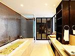プーケット その他・離島のホテル : ヴィラ トルチェッロ(Villa Torcello)の4ベッドルームルームの設備 Bathroom