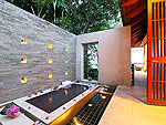 プーケット その他・離島のホテル : ヴィラ トルチェッロ(Villa Torcello)の5ベッドルームルームの設備 Bathroom
