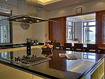 プーケット その他・離島のホテル : ヴィラ ワング ナム ジャイ(Villa Wang Nam Jai)の1ベッドルームルームの設備 Kitchen