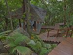 プーケット その他・離島のホテル : ヴィラ ワング ナム ジャイ(Villa Wang Nam Jai)の1ベッドルームルームの設備 Sala