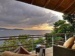プーケット その他・離島のホテル : ヴィラ ワング ナム ジャイ(Villa Wang Nam Jai)の3ベッドルームルームの設備 Sea View