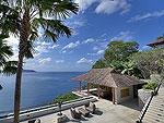 プーケット その他・離島のホテル : ヴィラ ワング ナム ジャイ(Villa Wang Nam Jai)の4ベッドルームルームの設備 Sea View
