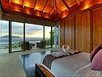 プーケット その他・離島のホテル : ヴィラ ワング ナム ジャイ(Villa Wang Nam Jai)の4ベッドルームルームの設備 Second Bedroom