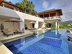 プーケット その他・離島のホテル : ヴィラ ワング ナム ジャイ(1)のお部屋「4ベッドルーム」