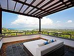 プーケット スリンビーチのホテル : ヴィラ ヤング ソム(Villa Yang Som)の4ベッドルームルームの設備 Terrace