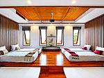 プーケット スリンビーチのホテル : ヴィラ ヤング ソム(Villa Yang Som)の5ベッドルームルームの設備 Fifeth Bedroom